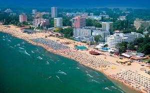 Goedkope vakantie Sunny Beach