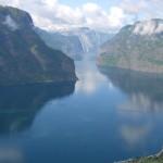 Noorwegen fjord