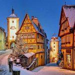 Rothenburg Ob Der Tauber Goedkope vakantie kerstmis