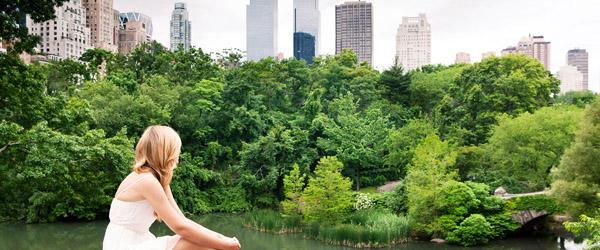 Wandelen Central Park