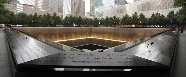 9/11 herdenkingsmonument