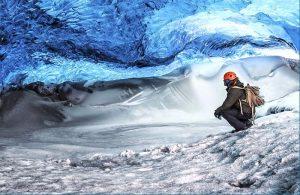 Vatnajokull-gletsjer