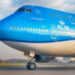 KLM corona