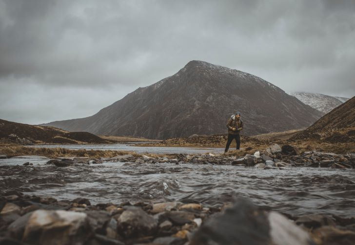 Hiking and trekking in wales